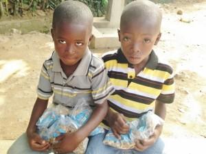 Feeding Children Everywhere - Haiti