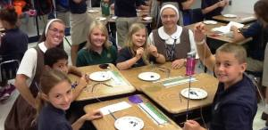 ACA Rosary making